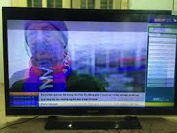 sửa chữa, thay màn hình tivi LCD tại HCM